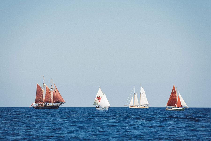 Τα καπετανέικα του Κώστα Γουζέλη |Νίκος Ευστρατίου | Φωτογράφος | Πάρος